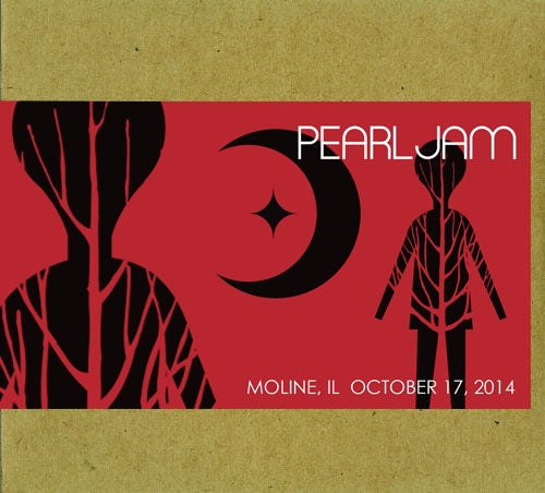 MOLINE 10/17/2014 BOOTLEG DIGITAL DOWNLOAD - ALAC