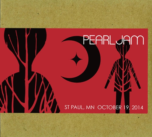 ST. PAUL 10/19/2014 BOOTLEG DIGITAL DOWNLOAD - ALAC