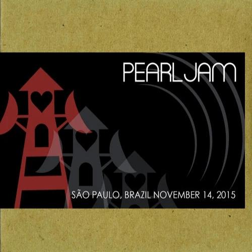 SAO PAULO 11/14/2015 BOOTLEG DIGITAL DOWNLOAD - ALAC