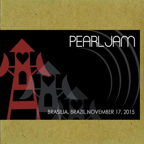 BRASILIA 11/17/2015 BOOTLEG DIGITAL DOWNLOAD - ALAC