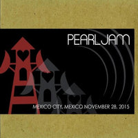 MEXICO CITY 11/28/2015 BOOTLEG DIGITAL DOWNLOAD - ALAC