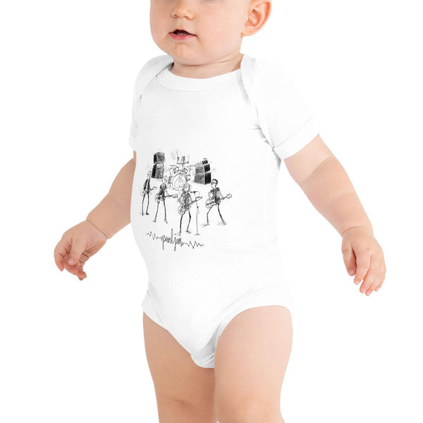 PEARL JAM TINY CONCERT ONESIE PLUS DIGITAL ALBUM
