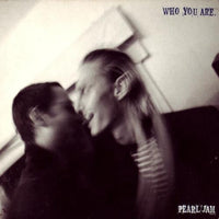 "WHO YOU ARE b/w HABIT 7"" VINYL"