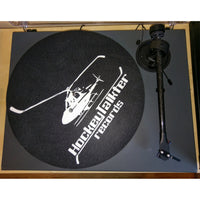 HOCKEYTALKTER TURNTABLE SLIPMAT