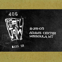 MISSOULA 8/29/2005 VAULT #8 BOOTLEG DIGITAL DOWNLOAD - ALAC