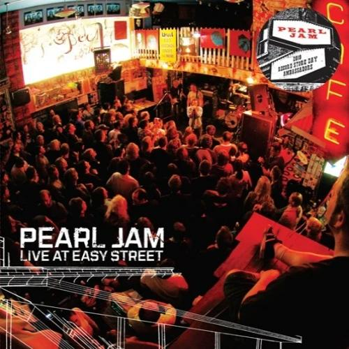 PEARL JAM LIVE AT EASY STREET RSD EDITION BLACK VINYL