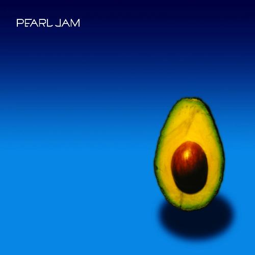 PEARL JAM CD RETAIL VERSION