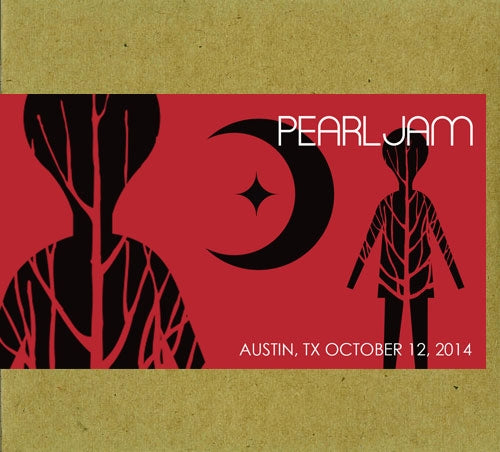 AUSTIN 10/12/2014 BOOTLEG DIGITAL DOWNLOAD - ALAC