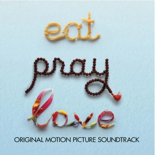 EAT PRAY LOVE SOUNDTRACK CD