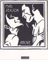 MAD SEASON ABOVE DELUXE EDITION REISSUE