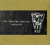 VIC THEATRE 8/2/2007 VAULT #2 BOOTLEG DIGITAL DOWNLOAD - ALAC