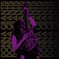 Donna Grantis TRASHFORMER  b/w VIOLETTA Feat. Mike McCready 7""