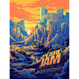 2020 PEARL JAM 3/30 NEW YORK EVENT POSTER