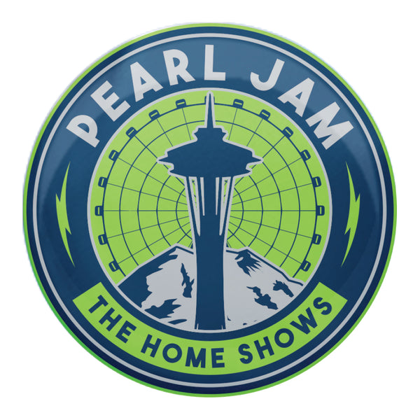 2018 SEATTLE HOME SHOWS NEEDLE EVENT BADGE