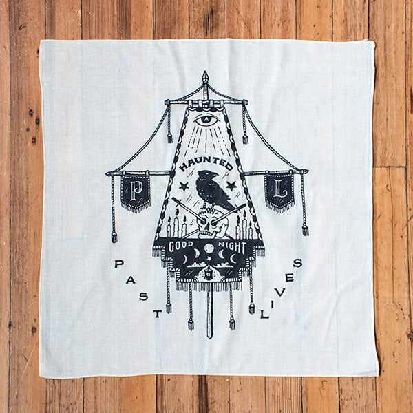 """A Haunted Good Night"" Bandana"