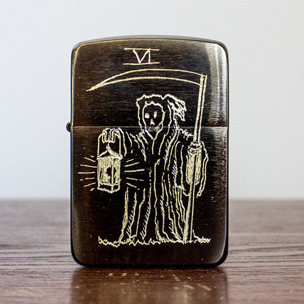 """Tarot VI"" Lighter"