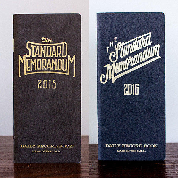 The Standard Memorandum 2015 & 2016 Bundle