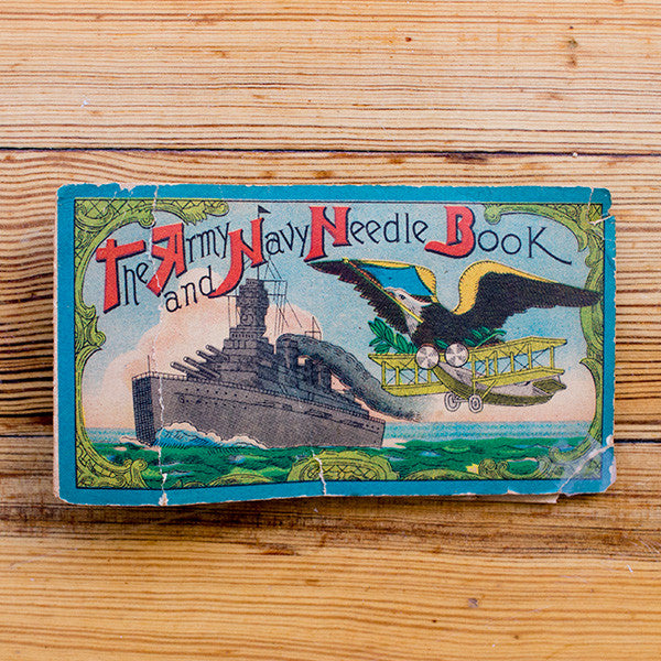"""Army Navy"" Needle Book"