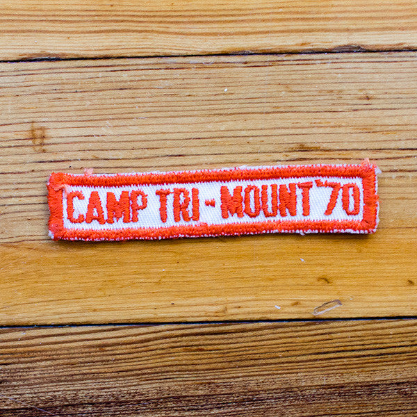 """Tri-Mount"" Patch"