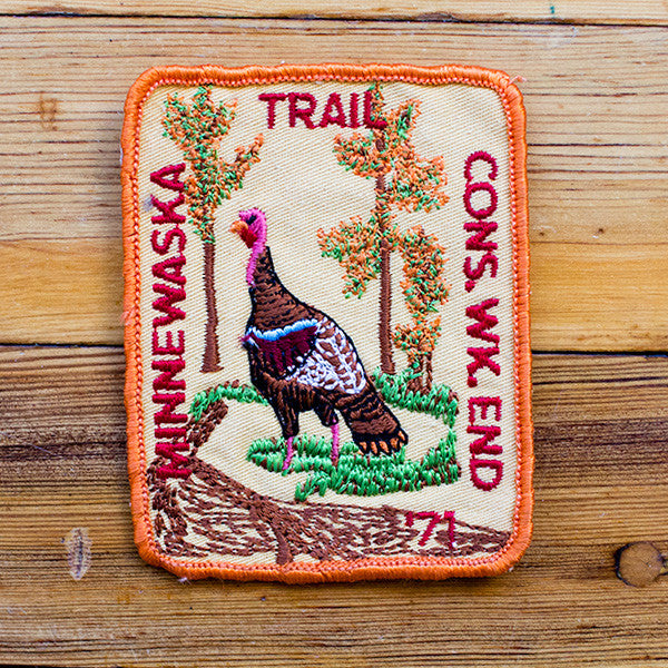"""Turkey"" Patch"