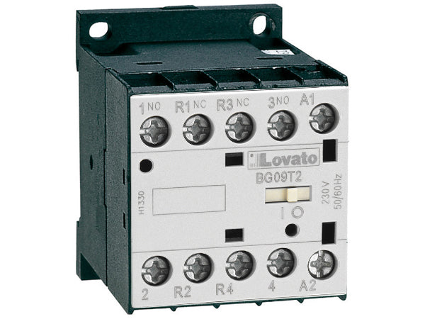 Lovato 11BG09T2D220 IEC operating current Ith (AC1) = 20A