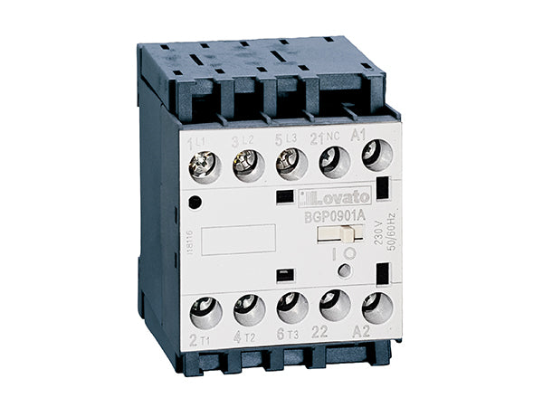 Lovato 11BGP0910A400 IEC operating current Ie (AC3) = 6?12A