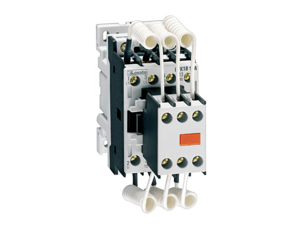 Lovato BFK2600A400 BFK contactors (including limiting resistors)