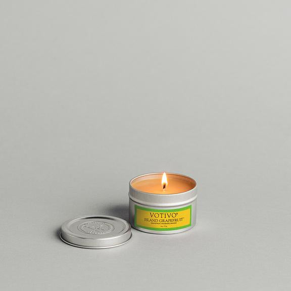 Votivo Island Grapefruit 4 oz Candle