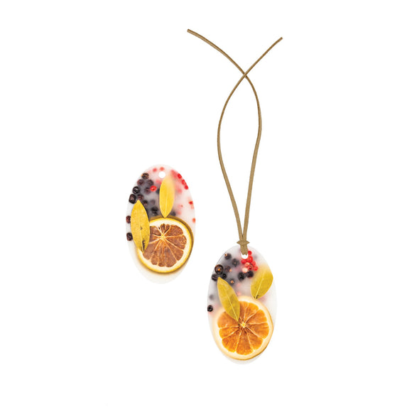 Rosy Rings Bay Garland Botanical Sachets