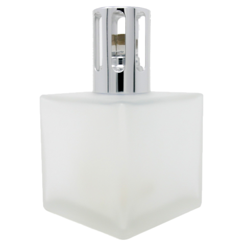 Maison Berger Cube Lamp - Frosted