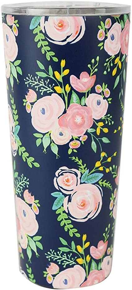Mary Square Stainless Large Tumbler