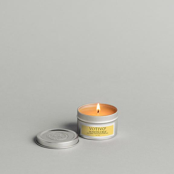 Votivo Honeysuckle 4 oz Candle
