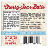 Cherry Republic Cherry Sour Balls