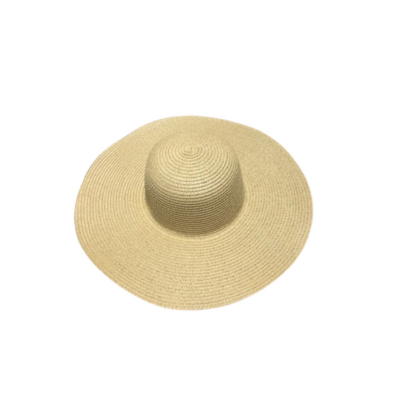 Adult Floppy Sun Hat - Natural