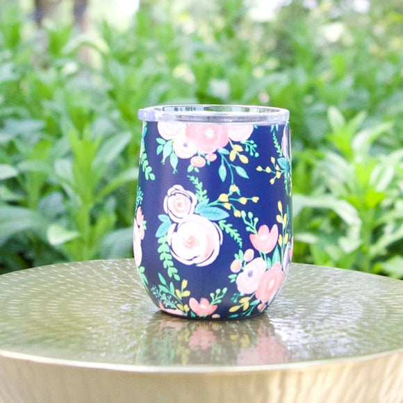 Mary Square Stemless Tumbler