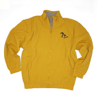 Momentum Nylon Lined Jacket - Yellow