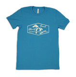 3001 Bella Tshirt- Always Fresh/ Sometimes Frozen (Great Lakes)