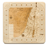 Cribbage Board - Holy Land