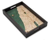 "Holy Land Serving Tray 20"" X 13"""