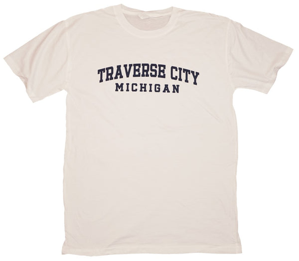 Adult Tshirt- Organic Cotton- Traverse City
