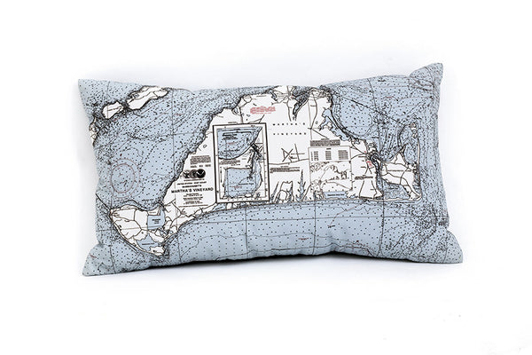 Martha's Vineyard Indoor/Outdoor Pillow