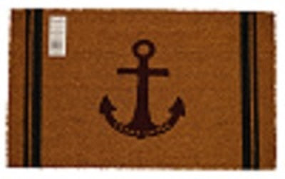 "Doormat - ""Great Lakes"" Anchor"