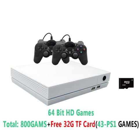 Image of PS1 Video Game Console 64Bit 4K HD xbox ones