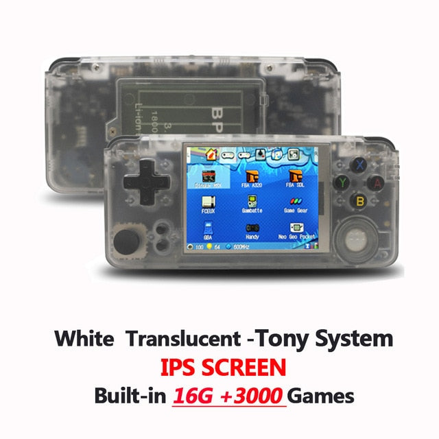 New Limited Edition Retro Game Console