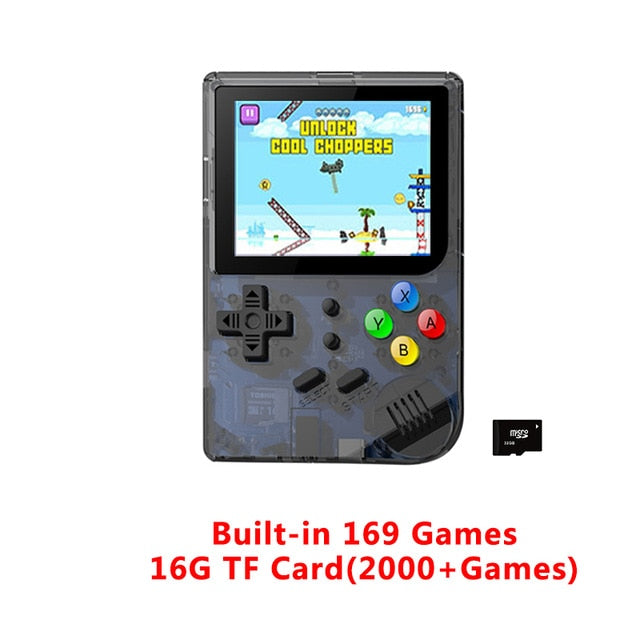 Retro Game 99 video games Handheld
