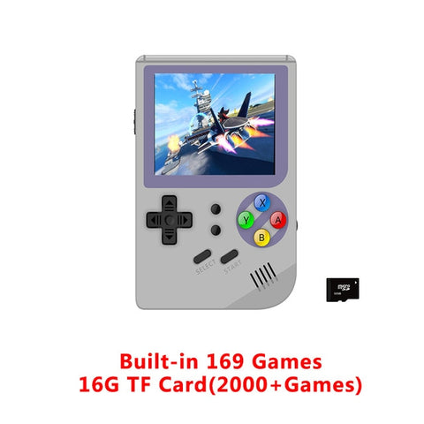 Image of Retro Game 99 video games Handheld