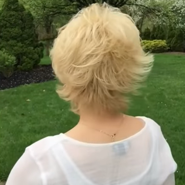 Lady Wig (Short Hair)