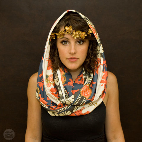 Reverie Long Infinity Scarf