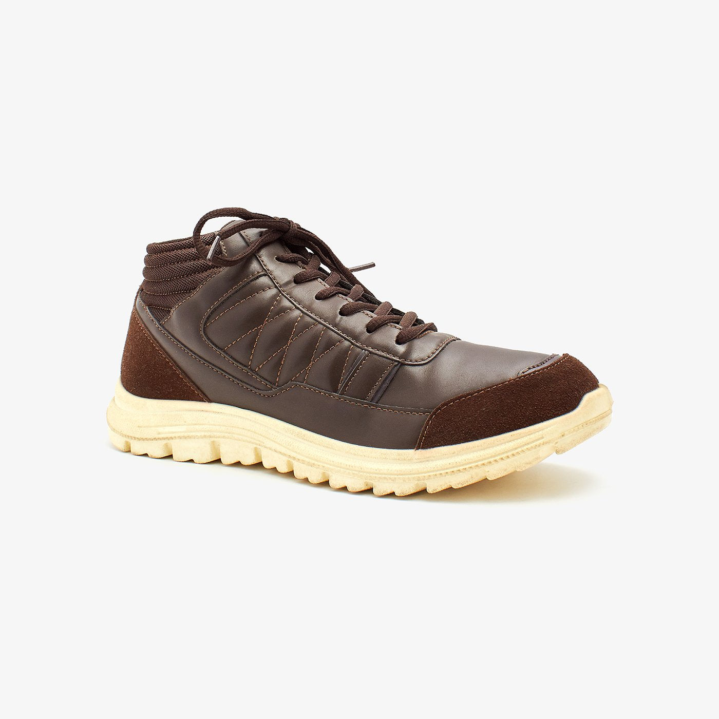Mens Lace-Up Sports Shoes