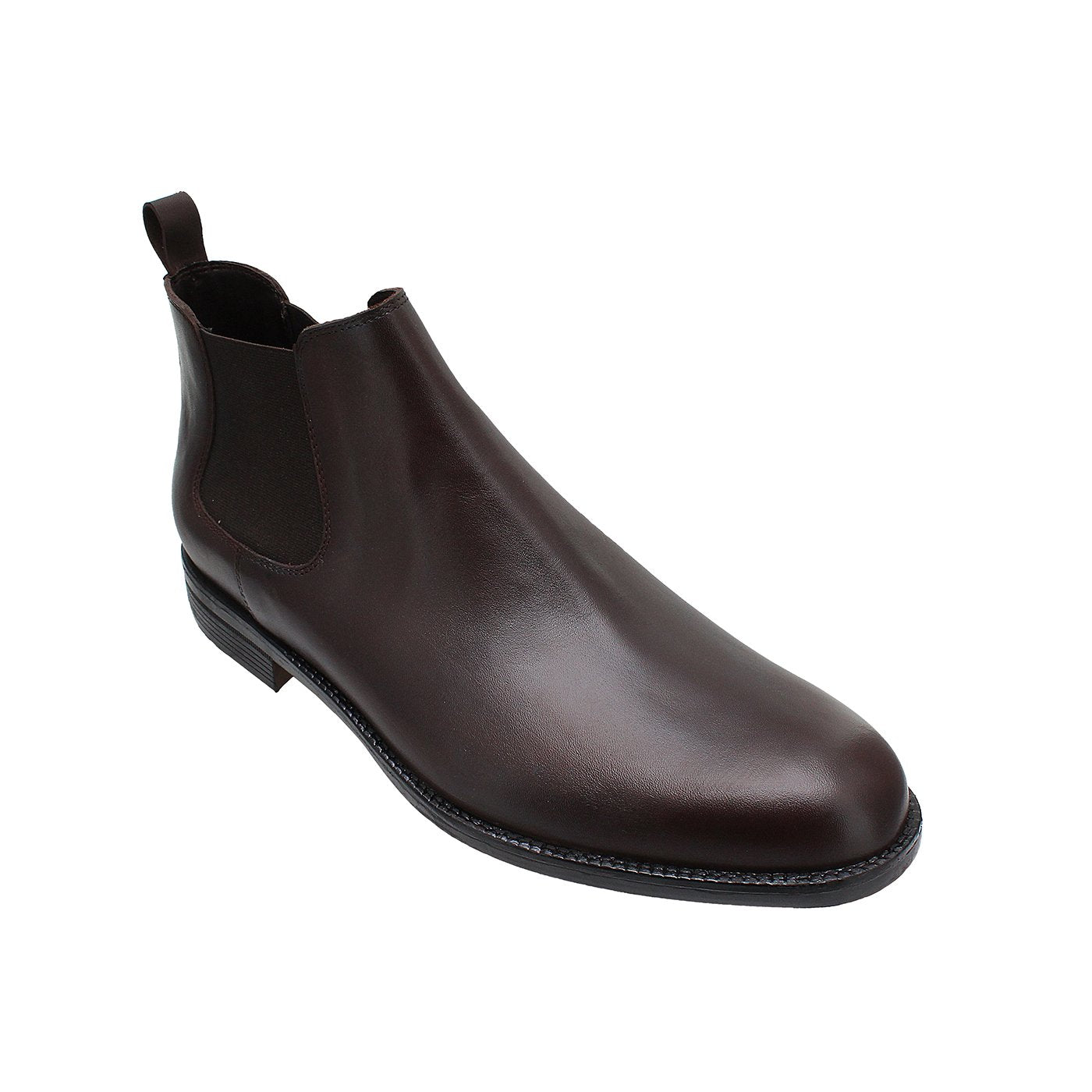 Mens Leather Chelsea Boots